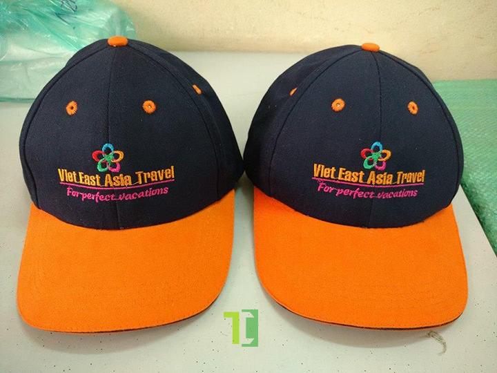 Xưởng may nón đồng phục giá rẻ tphcm
