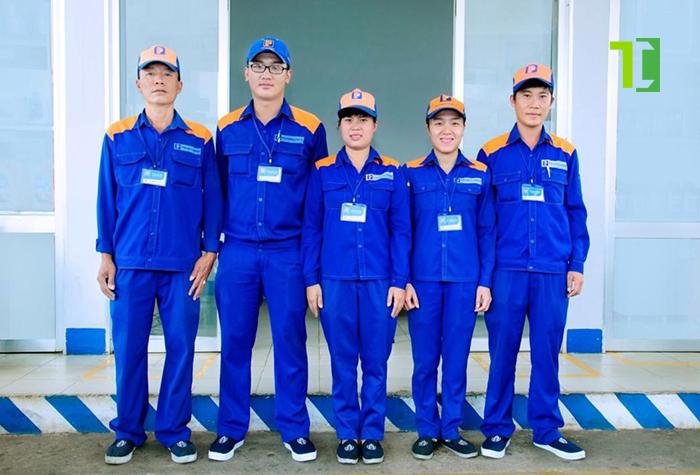 May đồng phục Hà Nội