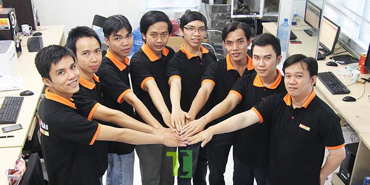 May đồng phục tại quận Tân Phú