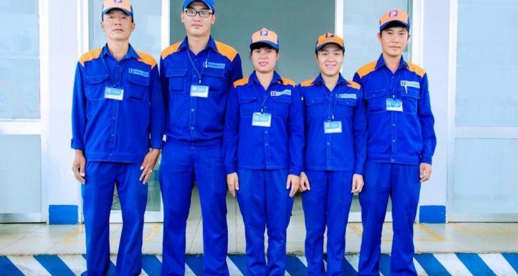 May đồng phục bảo hộ lao động thành phố Hồ Chí Minh