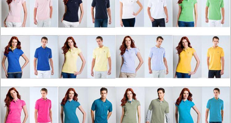 Chọn vải may đồng phục áo thun chất lượng